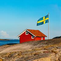 Ilustrasjon: Sverige